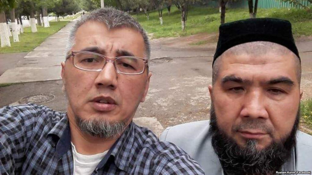 Рустам Карим и Тулкин Астанов