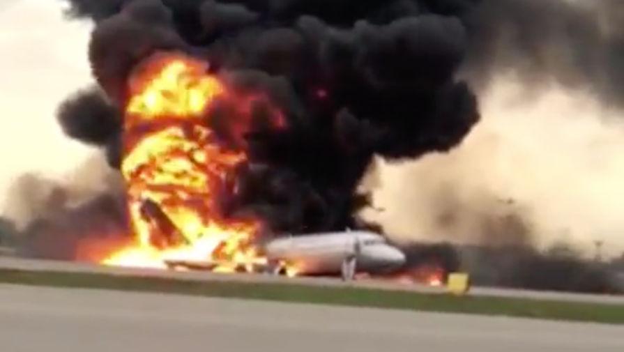 Авиакатастрофа унесла жизни четырех десятков человек