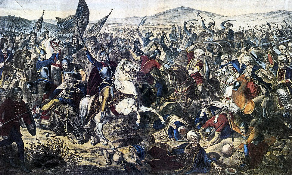 Завоевание Сербии османами
