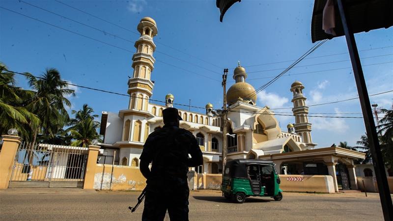 Шри-ланкийская мечеть