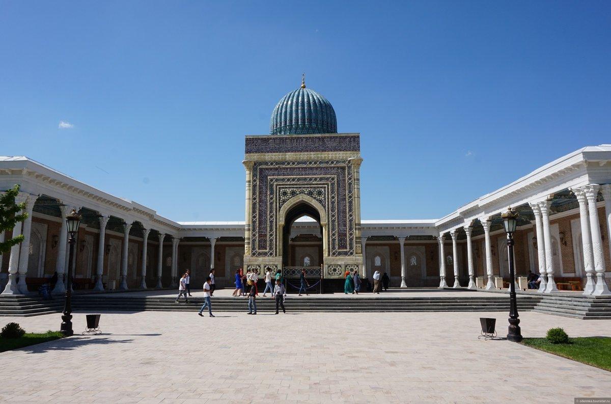 Мавзолей имама Аль-Бухари