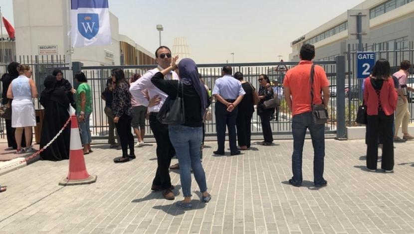 В Дубае ратующую за чистоту мать приняли за террористку