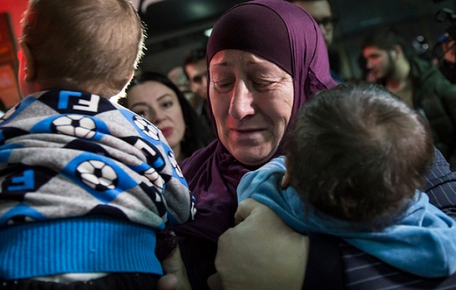 Возвращение российских детей из Сирии