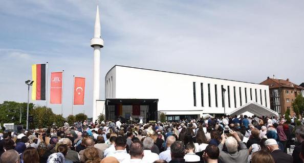 Мечеть Ахена