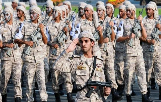 Эмиратские военные