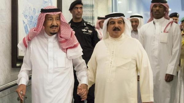 Короли Саудовской Аравии и Бахрейна