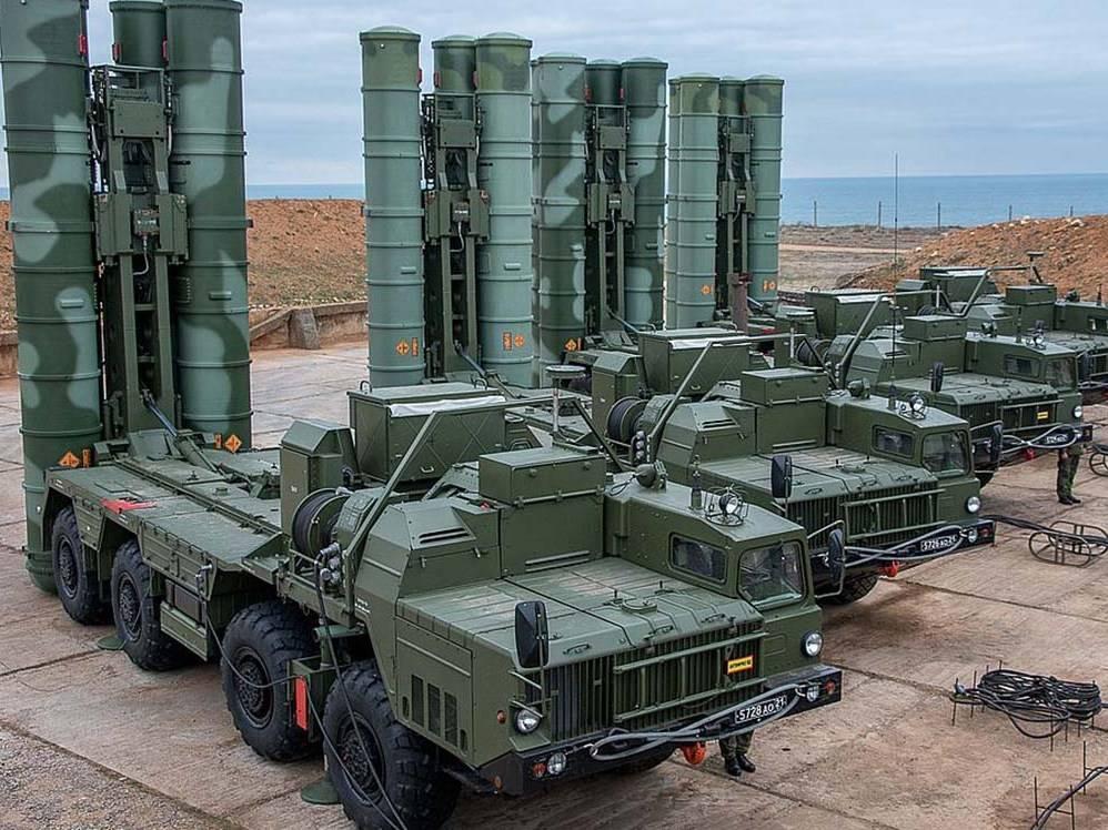 Министры Турции иСША обсудили потелефону закупку С-400