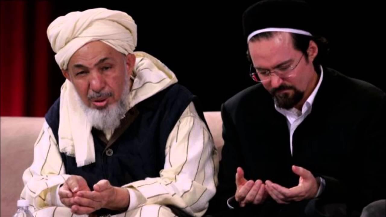 Шейх бин Байя и шейх Хамза Юсуф