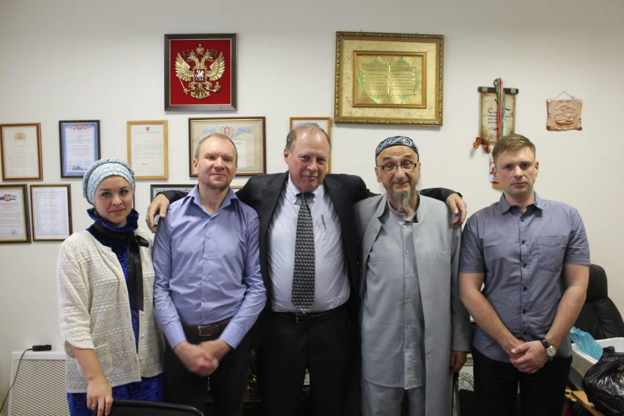 Генконсул США подружился с мусульманами Урала