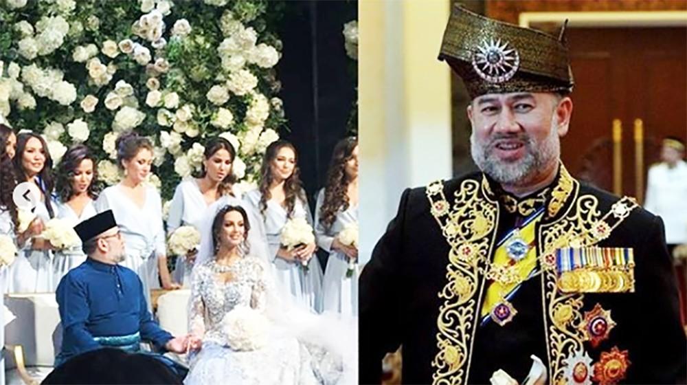 Малайзийский монарх и российская королева красоты поставили точку в отношениях