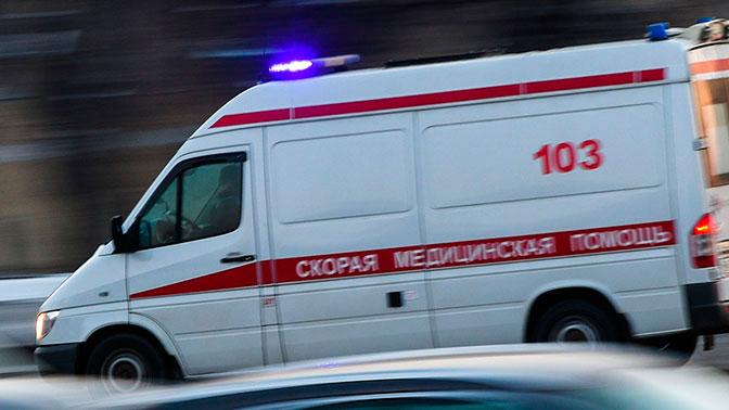 В Чечне самолет рухнул на жилой дом
