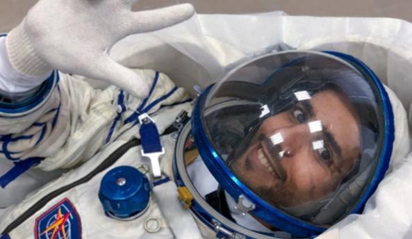 Астронавт из ОАЭ