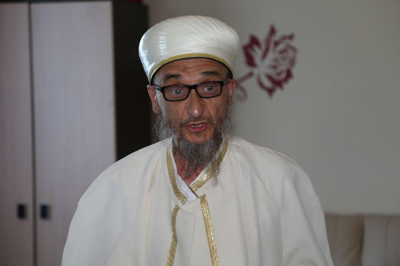Муфтий Абдул Куддус Ашарин