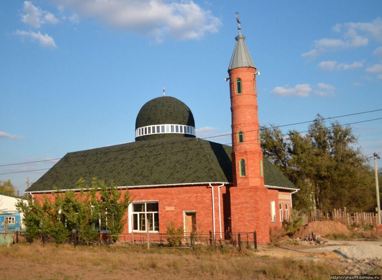Соборная мечеть Новоузенска