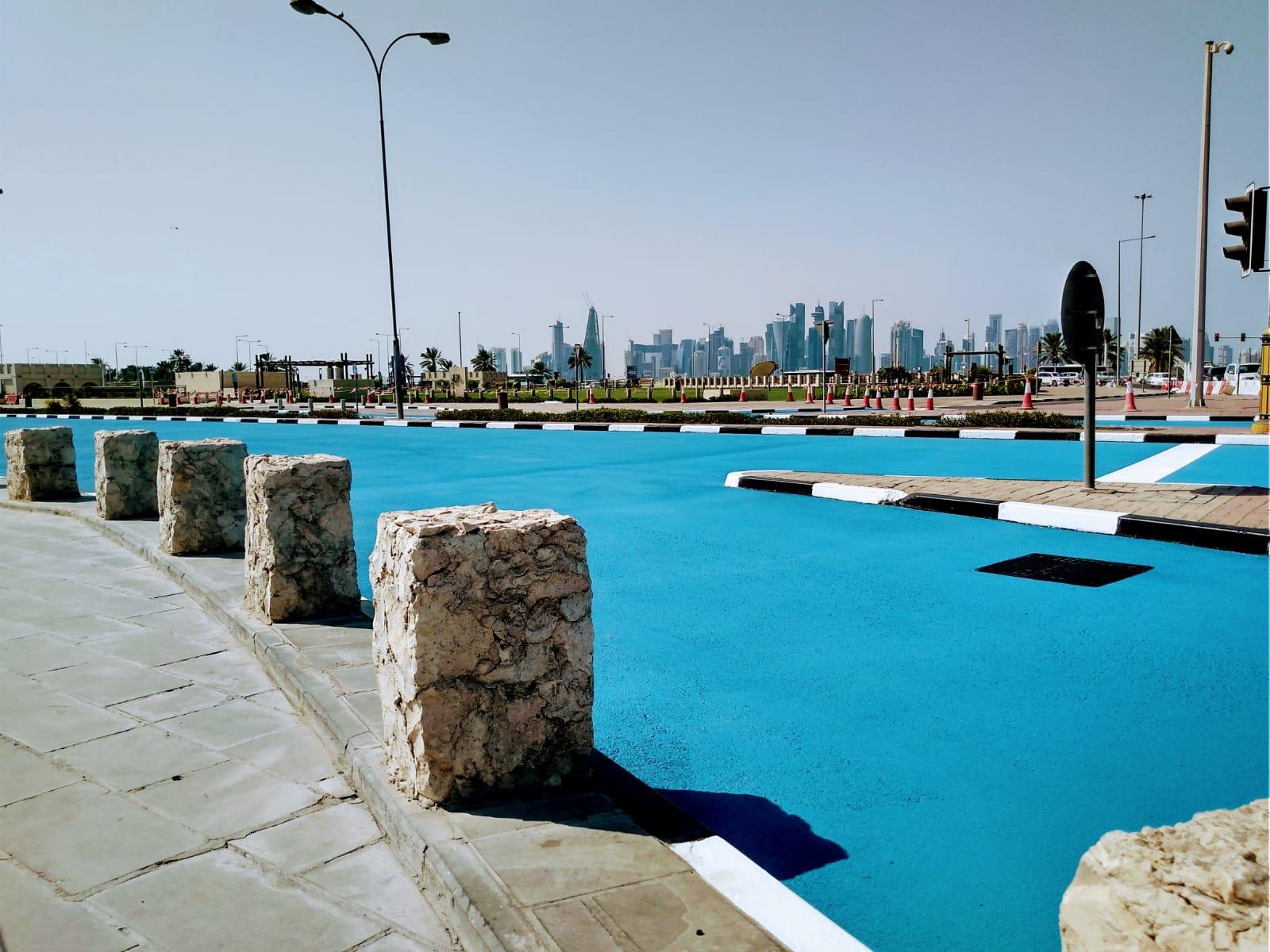 Улицы Дохи