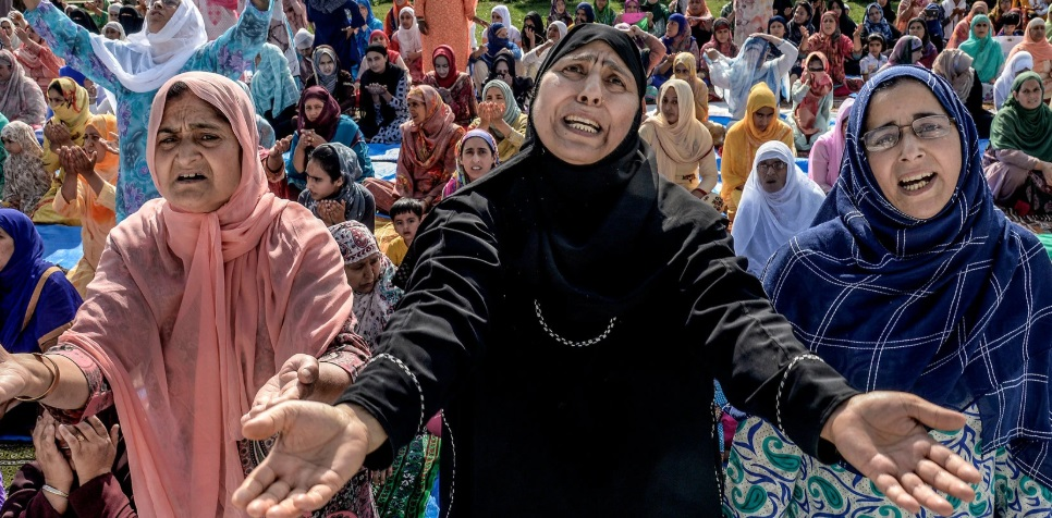 Индийские мусульманки