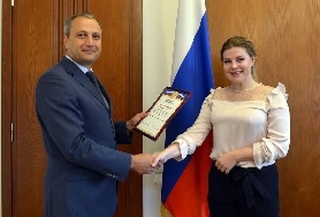 Дмитрий Кузьменко и Юлия Бортникова || Фото с сайта gfi72.uralfo.ru