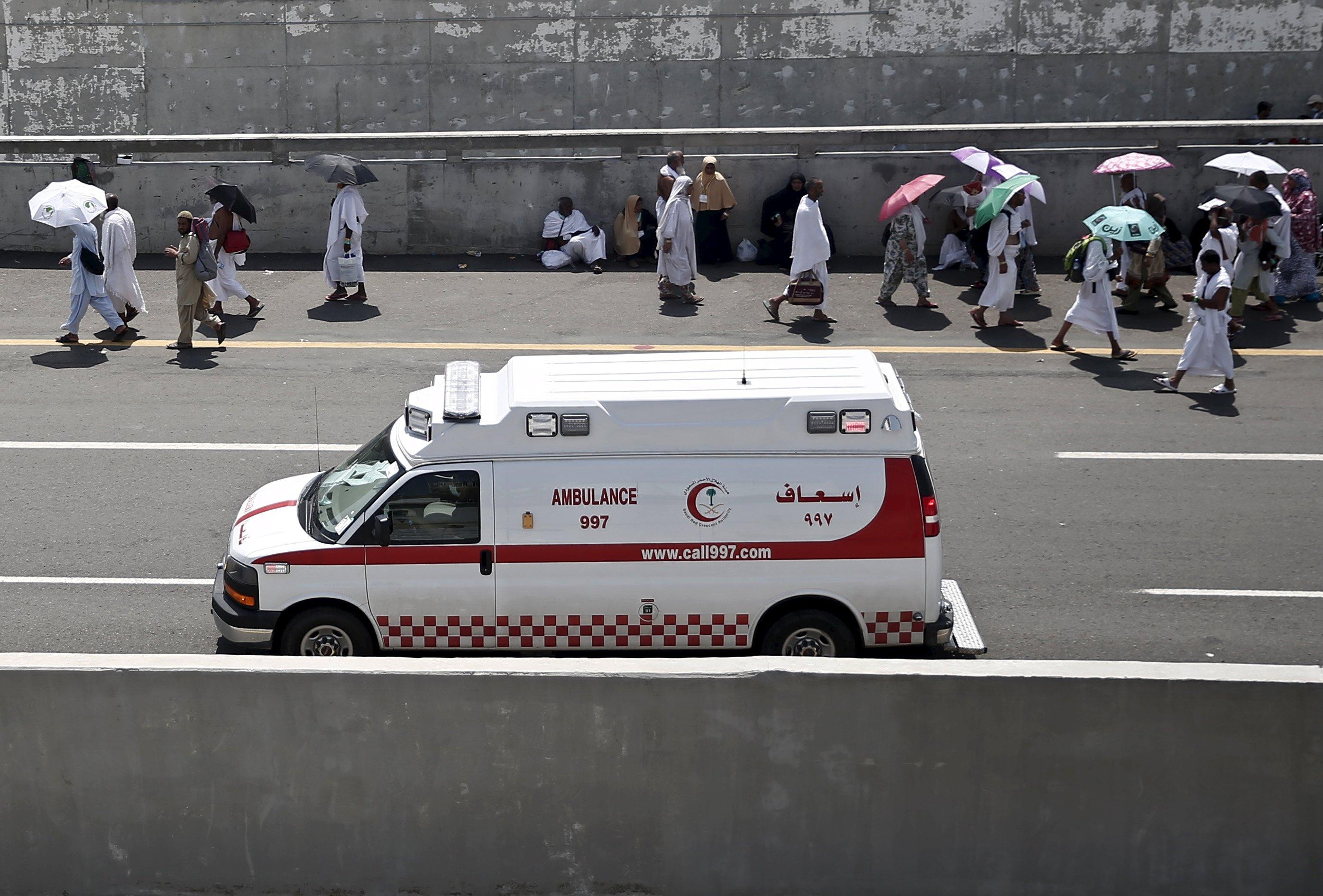 В Саудовской Аравии в ДТП пострадали российские паломники