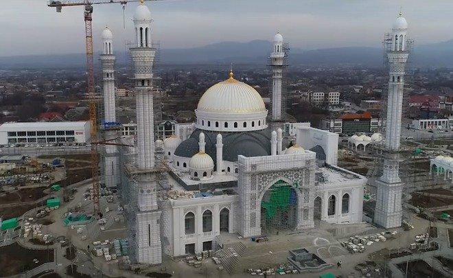 Мечеть «Гордость мусульман» в Шали