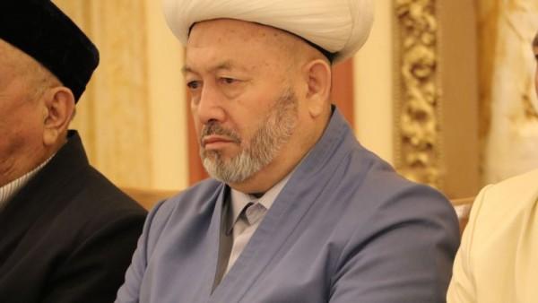 Уволеный муфтий Усмонхон Алимов