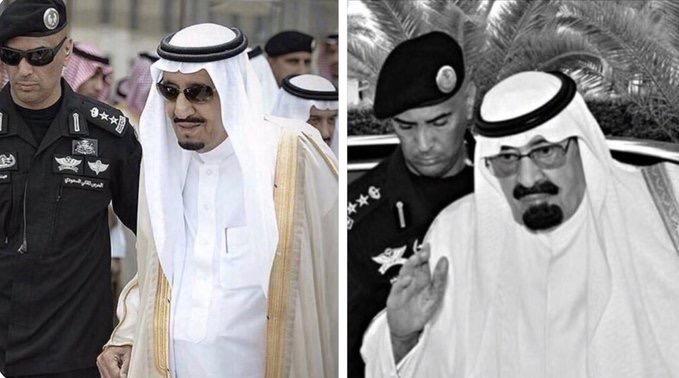 Абдель Азиз Фахим охранял двух королей - Салмана бен Абдель Азиза и его предшественника