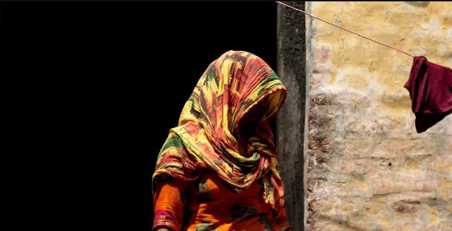 Жительница округа Багпат