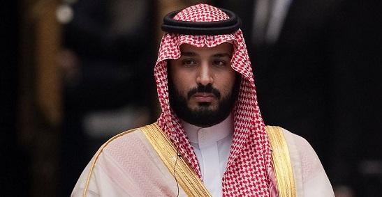 Кронпринц Саудовской Аравии Мухаммед бен Салман