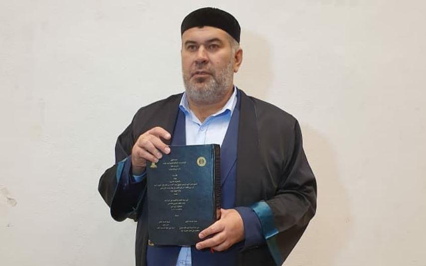 Асвад Хареханов. Фото: «Грозный-информ»