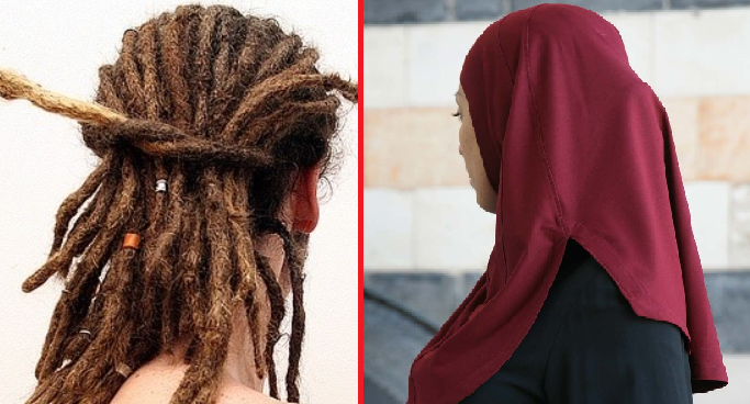 Дреды vs хиджаб