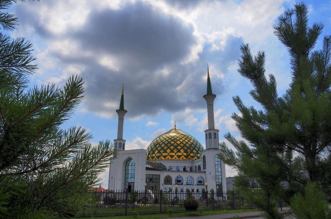 Соборная мечеть Кемерово