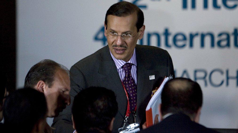 Министр энергетики Саудовской Аравии Абдель Азиз бен Салман