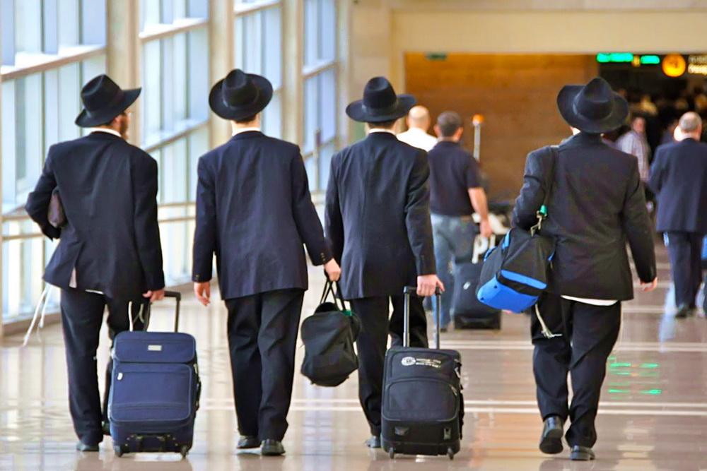 Российские евреи потянулись в Палестину