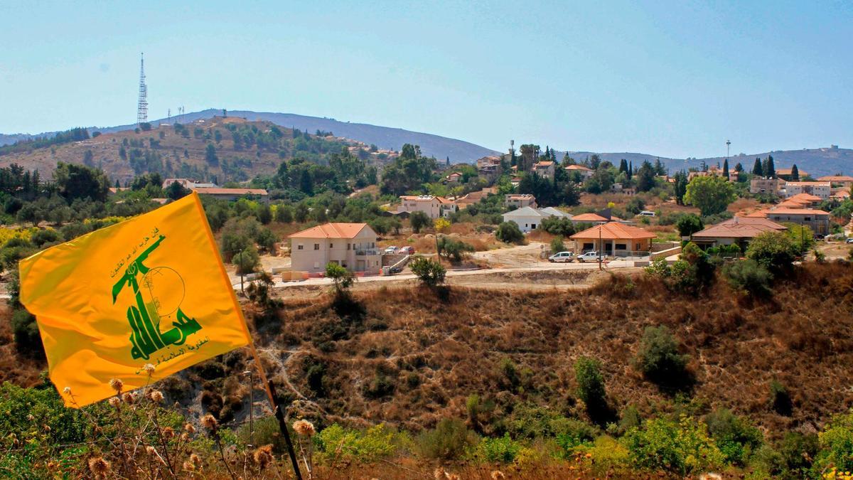 Ливано-израильская граница