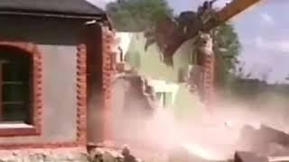 Снос молельного дома-мечети под Калининградом