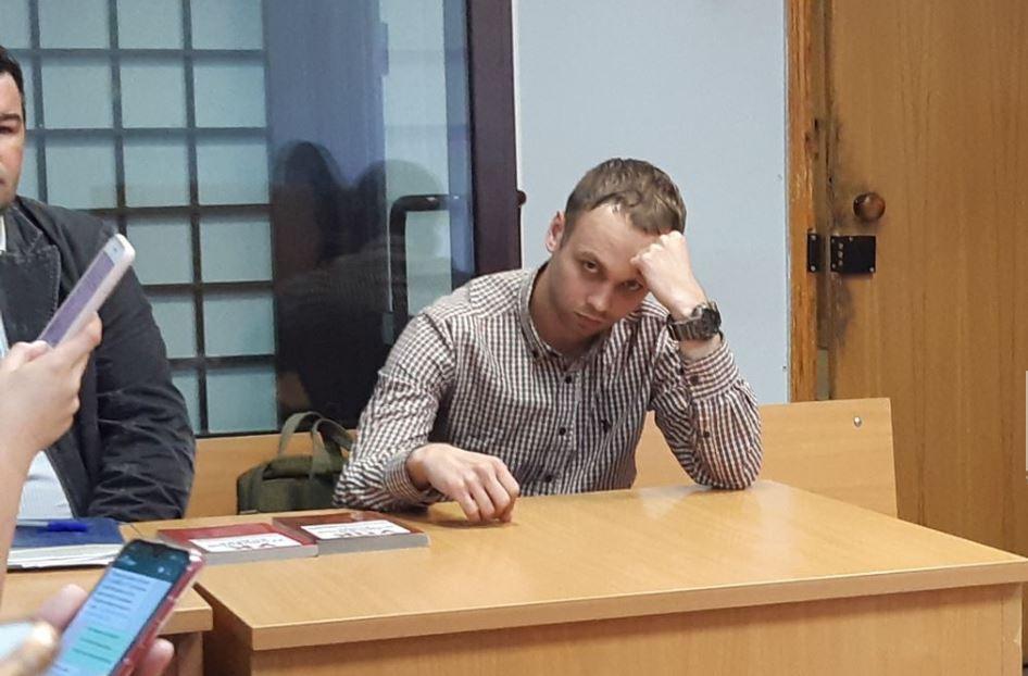 Нерадивый художник признал свою вину. Фото: Татар-информ