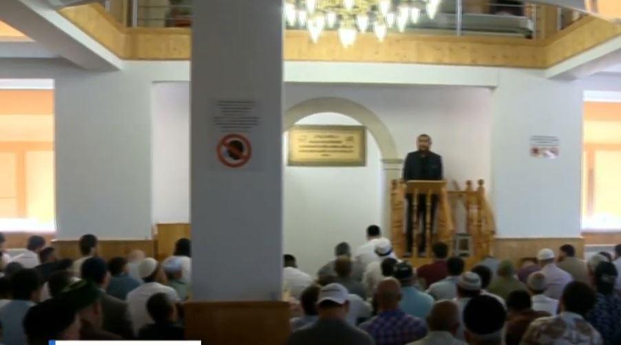 На пятничной проповеди в ИКЦ Сочи