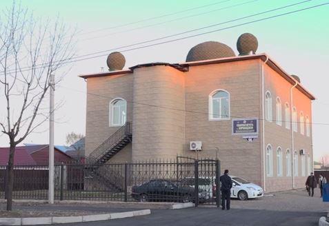 Соборная мечеть Биробиджана