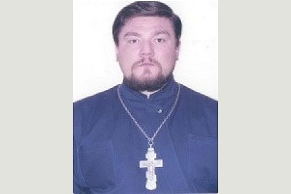 Иерей Владимир Покровский