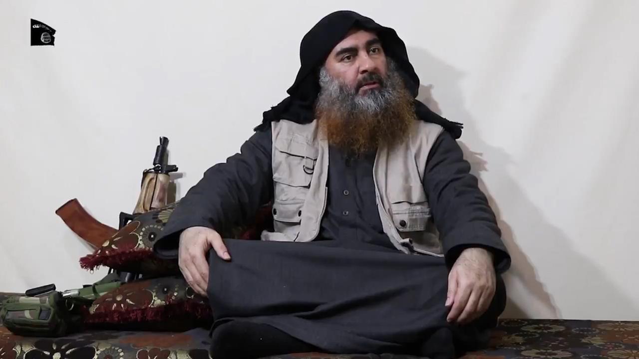 Главарь ИГИЛ