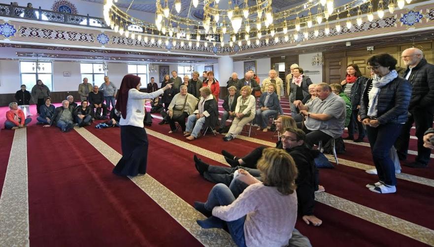 В одной из мечетей Германии