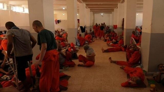 Тюрьма для бывших игиловцев