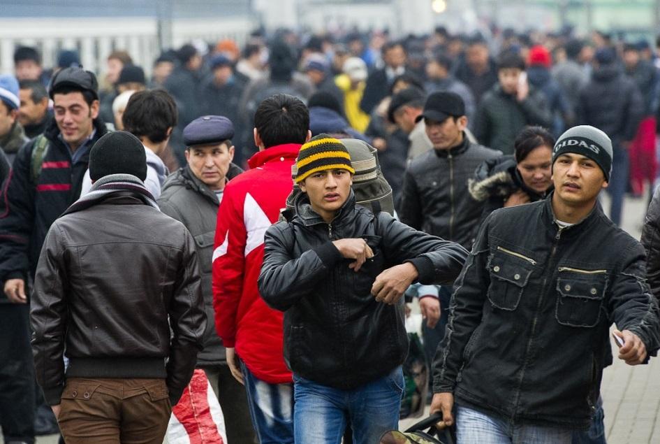 В России не хватает мигрантов