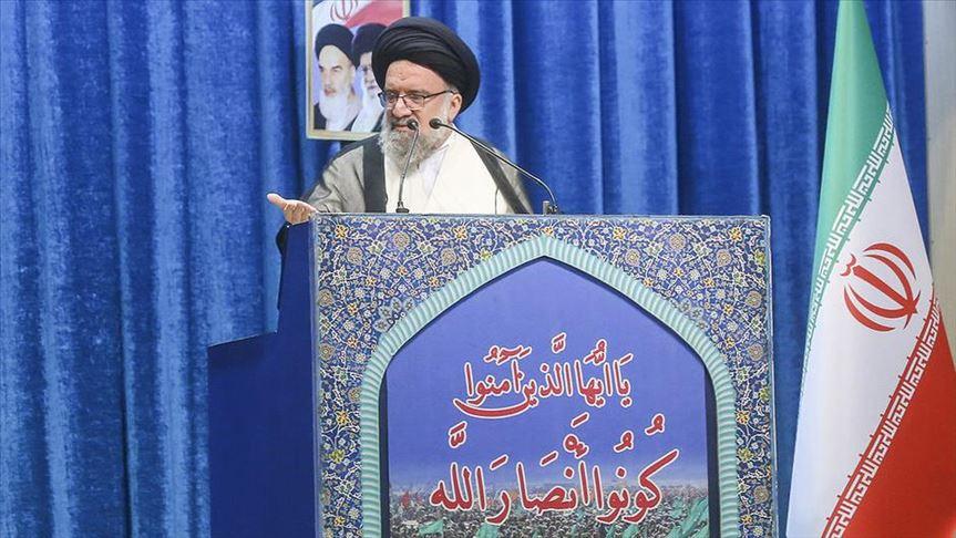Аятолла Ахмад Хатеми