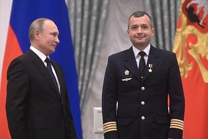 Владимир Путин и Дамир Юсупов Фото: Сергей Гунеев / РИА Новости