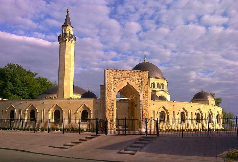 Мечеть ар-Рахма в Киеве