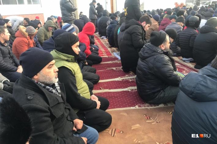Мусульмане Екатеринбурга