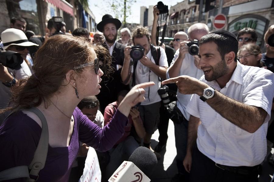 Принадлежность к еврейству становится камнем преткновения в Израиле