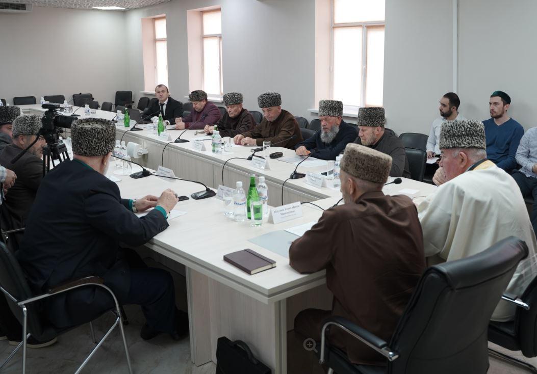 Заседание КЦМСК в Махачкале