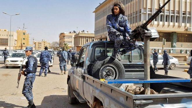 Войска Хафтара