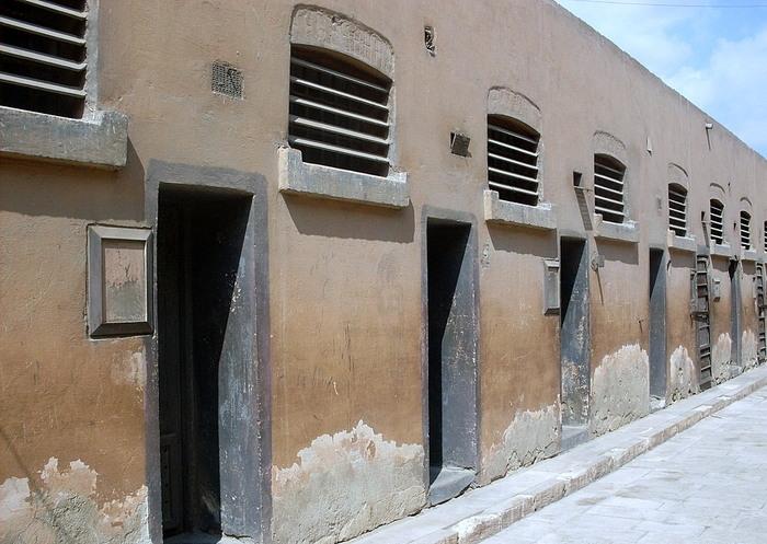 Тюрьма Египта